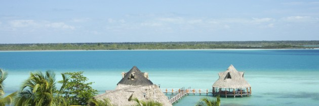 Laguna Bacalar – 40 years later