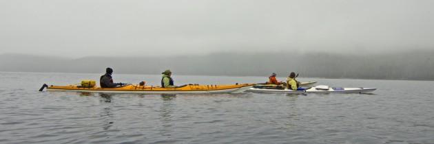 Part 3 Hawa'a Haida Gwaii – Kayaking with Jo