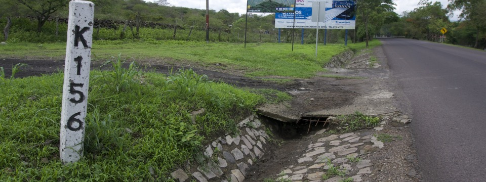 Nicaragua Poems, Kilometre 156 –  Renga for Carmelo