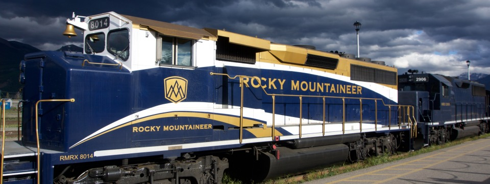 Rocky Mountaineer Part 2 – Splendrous stays